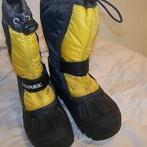 Snow Boots for Boy's Sz 3 by Sorel Photo