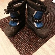Snow Boots Size 6 Sorel  Photo