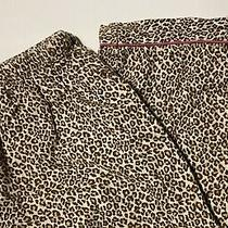 Soft Flannel Sexy Leopard Print Classic Elements Pajama Pants Medium Pj Bottoms Photo