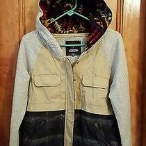 Sold Out 248 Hurley X Pendleton Hoodie Sweatshirt Jacket Medium Photo