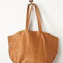 Sold Out Anthropologie  Online Exclusive 358 Austin Cutwork Tote by Cleobella Photo