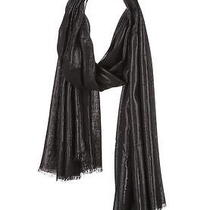 Solid Oblong Shimmer Scarf Photo
