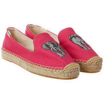 Soludos Elephant Platform Smoking Slipper Women's Pink 5.5 Photo
