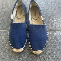 Soludos Navy Espadrilles Flats Size 6 (Clean Worn Only Once) Photo
