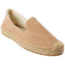 Soludos Suede Platform Smoking Slipper Women's Photo