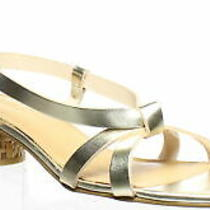 Soludos Womens Lucie Platinum Sandals Size 8.5 (696828) Photo