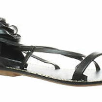 Soludos Womens Venus Black Sandals Size 9 (669469) Photo