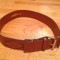 Sonia Rykiel Brown Leather Belt Photo