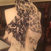 Sonia Rykiel Foulards Cotton Scarf Photo