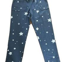 Sonoma Goods for Life Womens Blue Star Loungewear Sleepwear Bottoms Xs Nwt  Photo