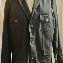 'Sonoma' Life  Style Men's Navy Blazer Size L Photo