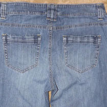 Sonoma Life  Style Womens Blue Jeans Pants Size 6 Avg (32 X 33) 785 Photo