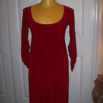 Sophisticated Norma Kamali Red Dress sz.m Photo