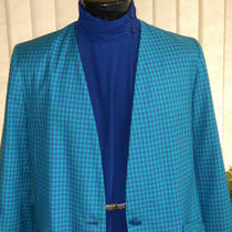 Sophisticates   by   Pendelton   Women   Suit   Size  12  Mint     Photo