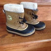 Sorel Boots Photo