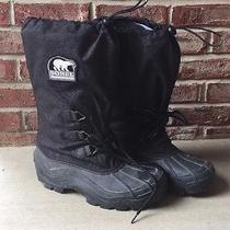 Sorel Boots Durable Sturdy Snow Photo