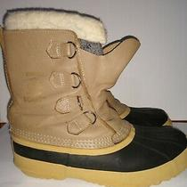 Sorel Boots Men's Winter Size 12 1/2 Made in Canada Photo