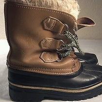 Sorel Boots... Youth Size 1 Photo
