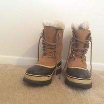 Sorel Caribou Winter/snow Boots Size 6 Photo