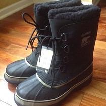 Sorel Caribou Winter Snow Boots Size 9 Photo