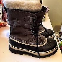 Sorel Caribou Women's Snow Boots Size 7 Photo