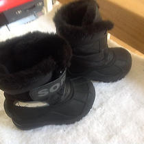 Sorel Children's Boots Size 7 Photo