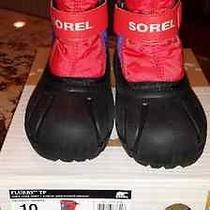 Sorel Children's Winter Snow Boots Photo