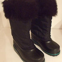 Sorel Childrens Snow Boots Size 10 Juniors