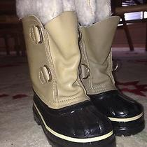 Sorel Classic Snow Winter Boots Childrens 9 Photo