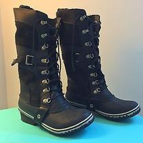 Sorel Conquest Carly Boots - as Seen in Hunger Games Photo