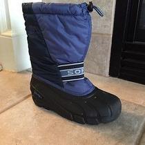 Sorel Cub Boys Winter Snow Boots 3 Photo