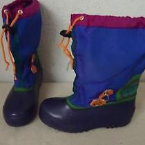 Sorel Freestyle Kids Youth Childs Winter Snow Boots 3 Photo