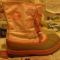 Sorel Girl's Winter Boots Photo