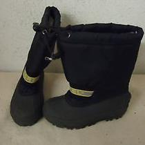 Sorel Kids Youth Childs Winter Snow Boots Shoes Size 13 Photo