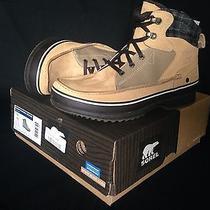 Sorel Kingston  Winter Boots Leather Waterproof Leather Photo