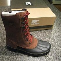 Sorel Kitchener Frost New Mens 11 Photo
