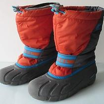 Sorel Ladies Winter Boots  Us Size 6  - Great Winter Boots  Photo
