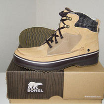 Sorel Leather Water Proof Size 10 Photo