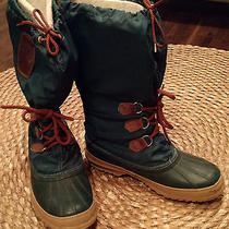 Sorel Lined Winter Boots  Photo
