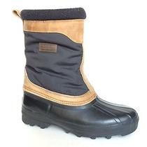 Sorel Mens Snow Boots Size 8 Womens Size 10 Water Resistant Winter Boots Canada Photo