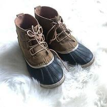 Sorel Out N About Plus Women's Waterproof Duck Boots Sz 8 Photo