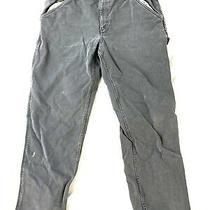 Sorel Pants Mens Size 38 Inseam 32 Gray Work Pants Photo