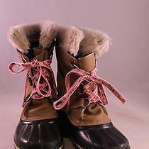 Sorel Ram Snow Boots Children's Size 2 Photo