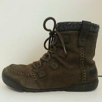 Sorel Road Soda Men's Size 11.5 Waterproof Insulated Leather Boots Photo