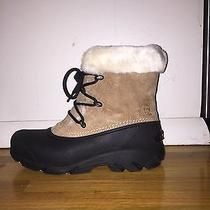 Sorel Snow Angel Lace Boot Size 7 Photo