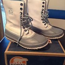 Sorel Snow Boots 1964 Style Photo