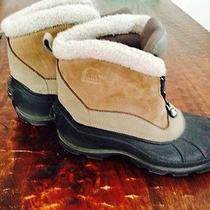 Sorel Snow Boots Photo