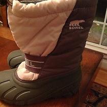 Sorel Snow Boots Size 1 Photo