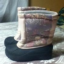 Sorel Snow Boots Size 4 Photo