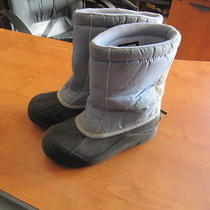 Sorel Snow Boots Size 5  Photo
